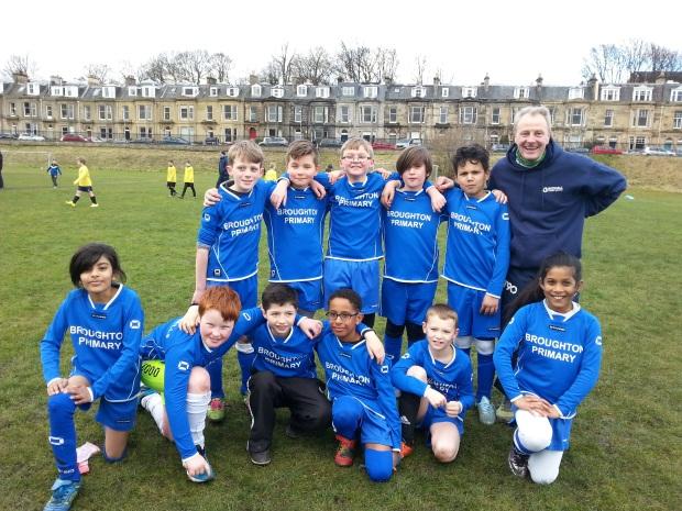 P6 Football Team