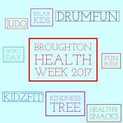 Health Week poster