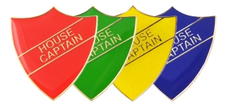 House captain badges