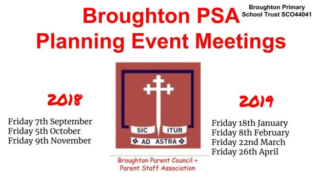 PSA events