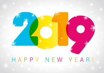 Happy new year broughton primary - New year 2019 color ...