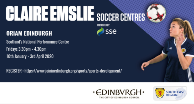 Claire Emslie Soccer Centre Flyer- Jan-Apr