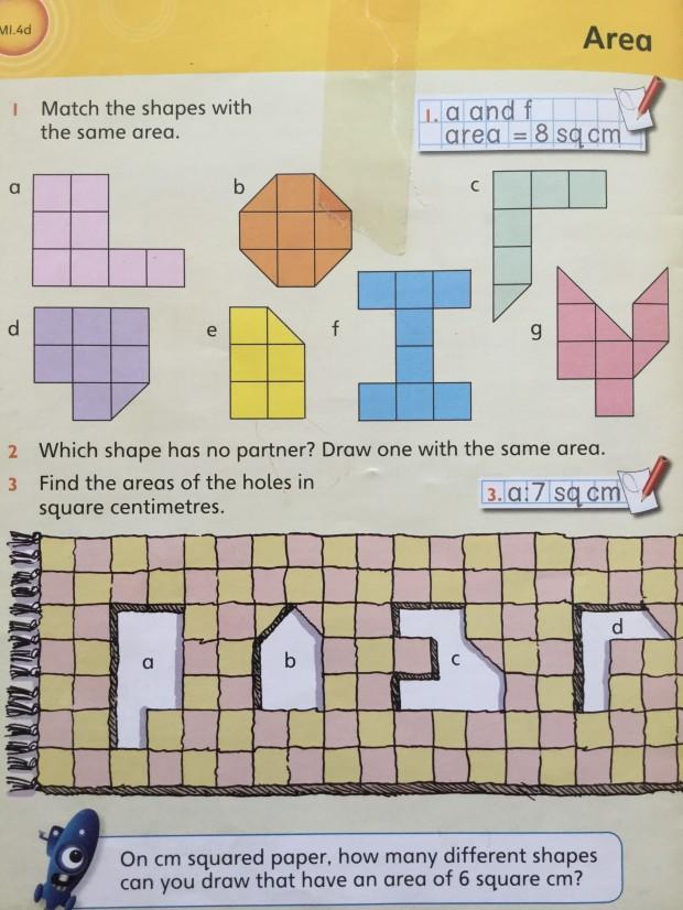 P4 Maths- Assessment- Mild Thurs 7th May