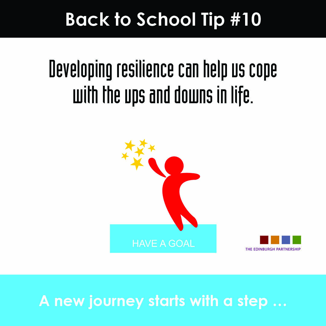 Back to School Tip#10