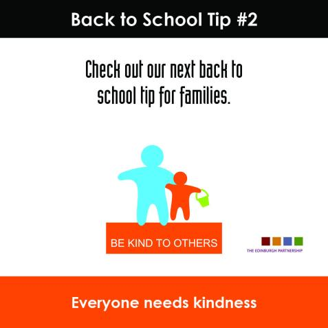 Back to School Tip#2