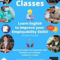 Learn English to Improve your Employability Skills!